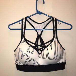 PINK Victoria's Secret Sports Bra Size Large